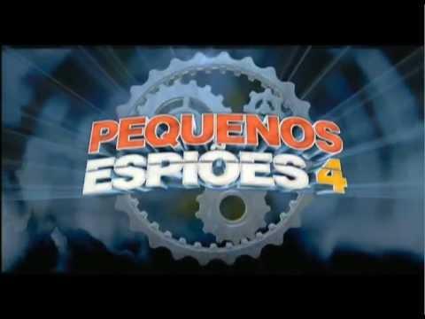 Comercial De Tv Pequenos Espioes 16 De Marco Nos Cinemas Youtube