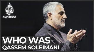 Who was Qassem Soleimani, Iran's IRGC's Quds Force leader?