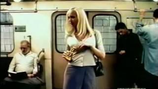 M&M's - Subway (Russia, 2001)(Рекламный ролик