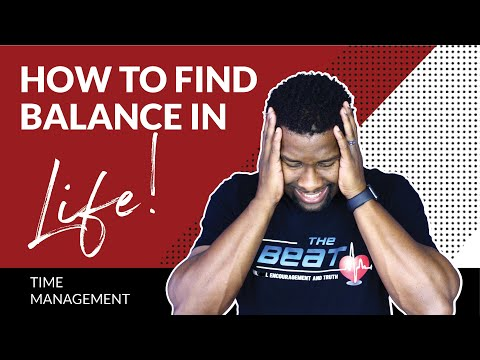 How to Find Balance When Life Gets SO Crazy and Chaotic