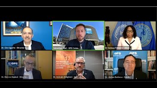 OPS conferencia de prensa COVID19 (05 26 2020 - en español)