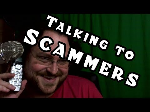 "Quill18 talks to Scammers from ""Microsoft"""