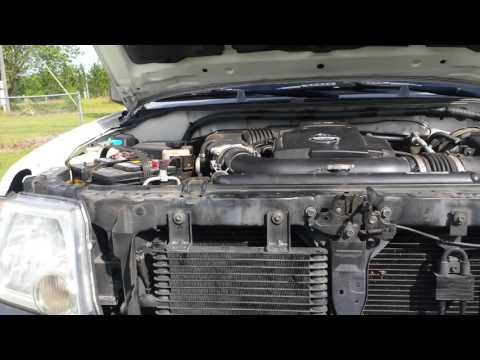 installation of a transmission cooler on a 2009 nissan. Black Bedroom Furniture Sets. Home Design Ideas