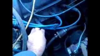 Как определить уровень масла в двигателе ВАЗ?