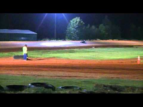 Green Valley Speedway King of the Jungle Race #2 - Purple Plate