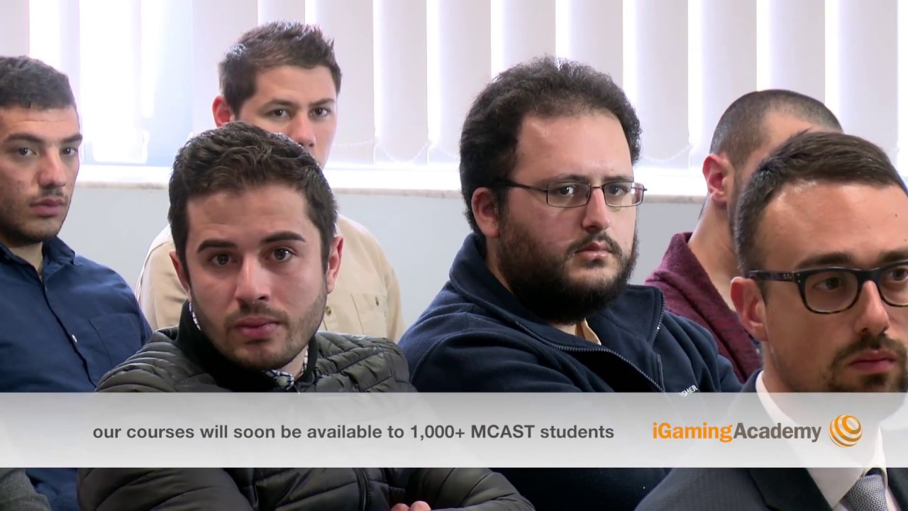 iGaming Academy at MCAST