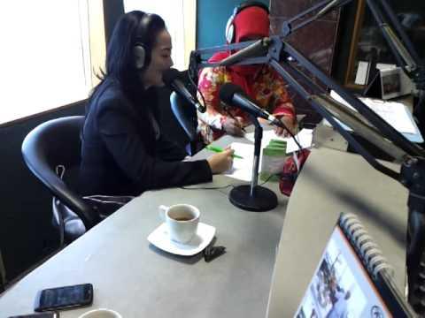 Talkshow Delta FM - Ida Sanusi