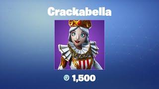 Crackabella | Fortnite Outfit/Skin