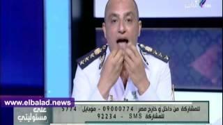 أيمن الضبع: شبكة الطرق أمن قومي.. وتؤثر على المواطن بشكل مباشر.. فيديو
