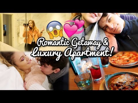 Romantic Getaway in Harrogate & LUXURY Apartment Tour! | BeautySpectrum