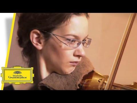 Hilary Hahn - Bach - Voice & Violin (Trailer)