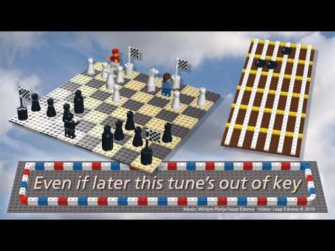 VENUS IN JEANS.  Lego-Chess Karaoke (HD Quality)