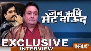 In Exclusive Interview Rishi Kapoor Accepts He Met Dawood Bought Award For Bobby