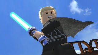 LEGO Star Wars: The Complete Saga - All Cutscenes