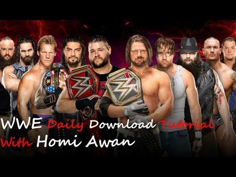 wrestling download