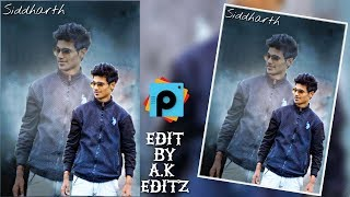 PicsArt Double Effect , Photo Editing Tutorial , Create an X Ray Effect With Picsart
