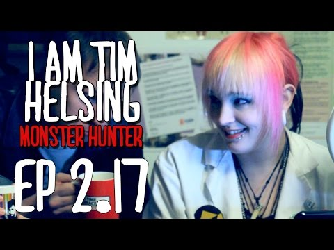 2.17 - This Is The End - TIM HELSING : MONSTER HUNTER