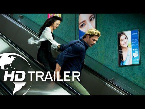 Blackhat | 1st Official HD Trailer | Chris Hemsworth