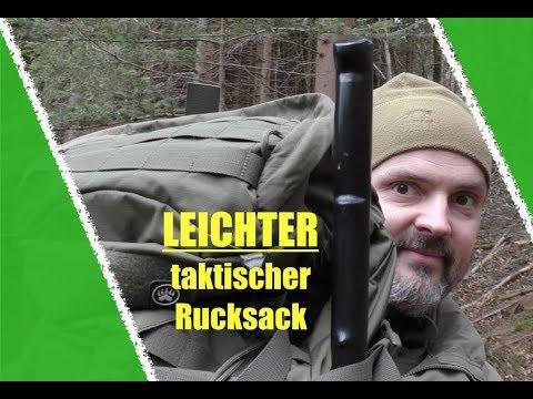 LEICHTER taktischer Rucksack: TT Trooper Pack Light 35