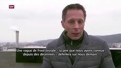 Bulletin météorolgique 2050 - SRF Météo, Suisse