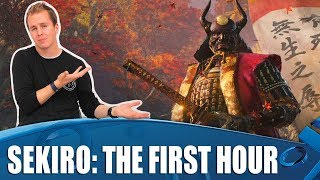 Sekiro: Shadows Die Twice - The First Two Hours! thumbnail