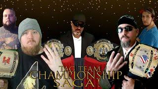 Tag Title Saga!