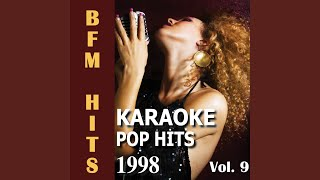 Singing in My Sleep (Originally Performed by Semisonic) (Karaoke Version)