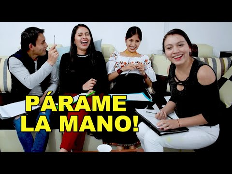 Jugando parame la mano from YouTube · Duration:  5 minutes 46 seconds