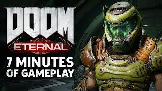 7 Minutes Of Brutal DOOM Eternal PC Gameplay