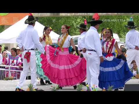video:Centeotl Danza y Baile Latino Role Models