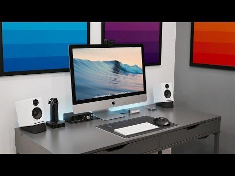 Ultimate Editing Desk Setup Tour!