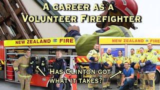 A Career as a Volunteer Firefighter (JTJS62012)