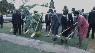 Groundbreaking Held for the Zimbabwe Harare Temple