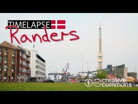Street (TIME LAPSE) -  Randers, Denmark
