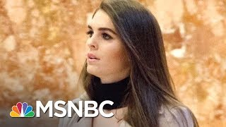 failzoom.com - Lawrence: Hope Hicks' Loyalty Tested As She Meets Mueller Team | The Last Word | MSNBC