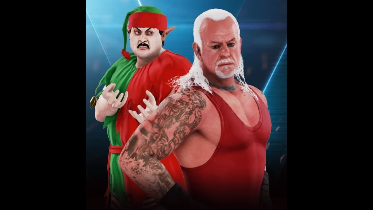 Christmas Taker is coming to Town