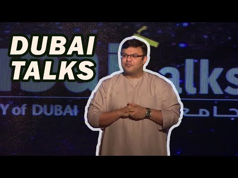 Dubai Talks Sanjay Tolani a World Renowned Speaker | Sanjay