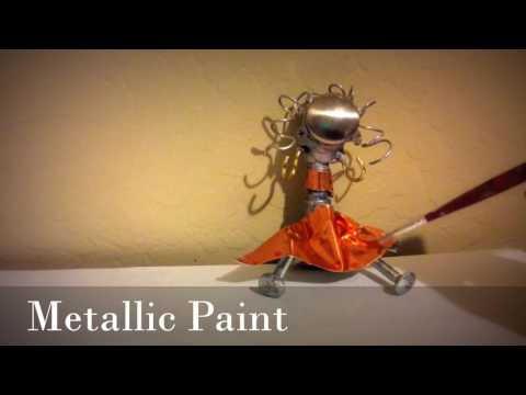 Making Steampunk Figures