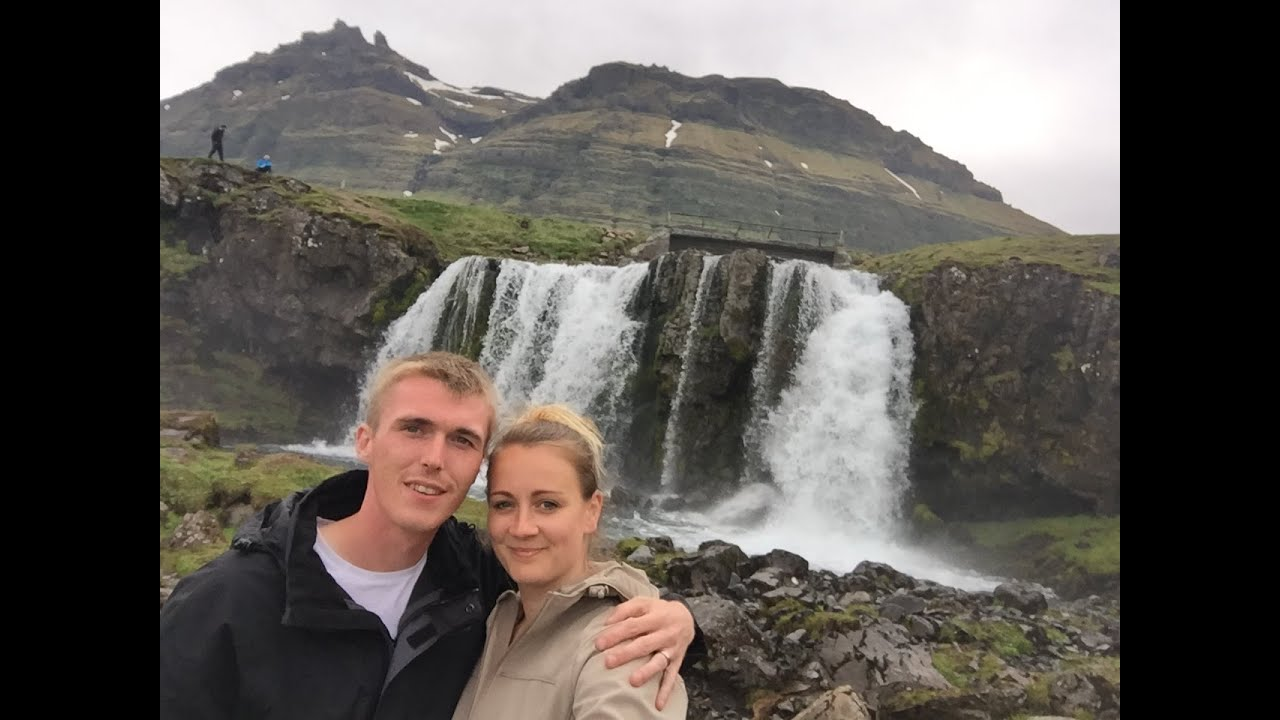 Iceland 2016 mr & mrs spirits 1st wedding anniversary trip youtube