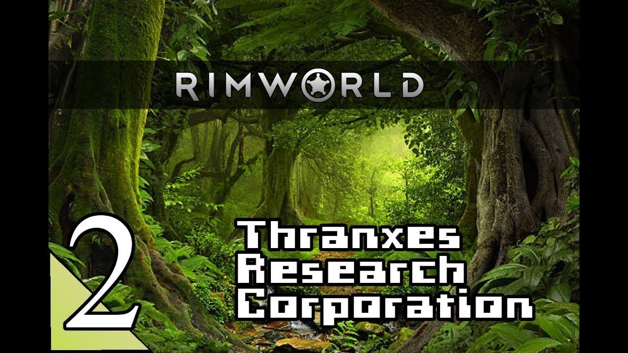Rimworld TRC 2: Need To Start Making Money    Second Broadcast Livestream  Modded B18