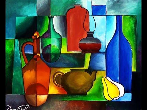 Абстрактное искусство:живопись.