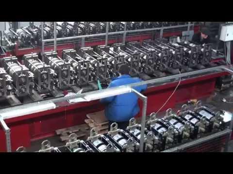 Производство профиля кабельный лоток
