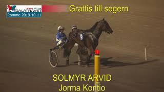 Vidéo de la course PMU PRIX TOBBES RESORS LOPP - SVENSK TRAVSPORTS UNGHASTSERIE