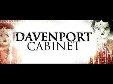 Wrecking ball - Davenport cabinet