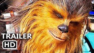 "SOLO: A STAR WARS STORY ""Chewie Meets Han"" Trailer (NEW 2018) Emilia Clarke Movie HD"