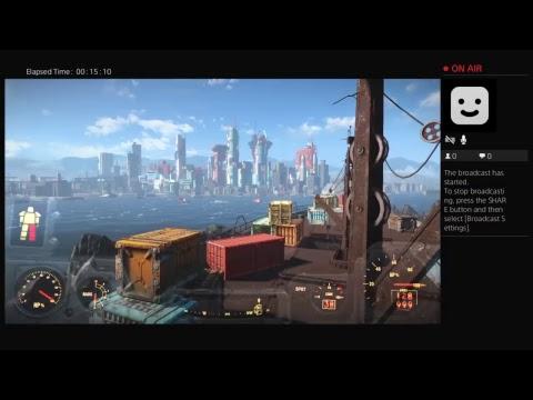 Fallout 4 Mod - Shipwreck Island