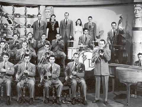 TOMMY DORSEY PLAYHOUSE with VIVIAN BLANE 1945
