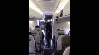 Funky Flight Attendant thumbnail