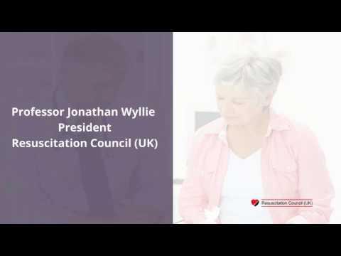ReSPECT 2018 Conference  - Prof Jonathan Wyllie