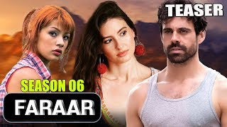 Faraar Season 06 Teaser | Full Episode 51 Tomorrow At 12:30 PM | Hindi Dubbed TV Series